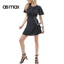 popular white dots dress buy cheap white dots dress lots from
