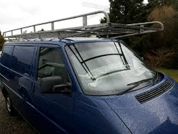 Roof Rack Van Truck Safari Vw T4 Transporter Caravelle Canoe | In ... Safely Securing A Kayak To Roof Racks Rhinorack Canoe Foam Blocks Carrier For Cars Suspenz Do You Canoe Tundratalknet Toyota Tundra Discussion Forum Best The Buyers Guide 2018 How Transport Canoes Kayaks An Informative Guide From Recreational Truck Bed Topperking Providing Cap World And Pickup Trucks Thule Stacker Rooftop Rack Tips Building Rack Truck Jamson