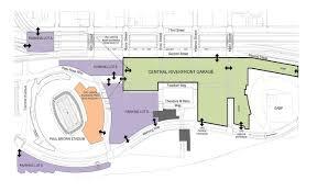 Paul Brown Stadium Parking Information Announced University of