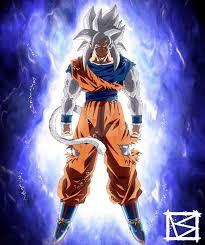 SSJ4 Goku Ultra Instinct
