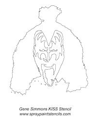 Printable Grim Reaper Pumpkin Stencils by Stencils Listing G U0027s