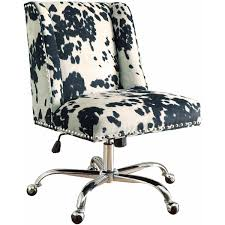 Mainstays Desk Chair Multiple Colors Blue by Linon Draper Office Chair Multiple Finishes Walmart Com