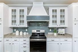 Subway Tile Backsplash For Kitchen Manufactured Home Kitchen Backsplash Ideas L Clayton Studio