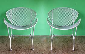 Vintage Homecrest Patio Table by Mid Century Patio Chairs Homecrest For Top Furniture Home Design