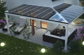 kfw förderung effizienzhaus solar carport terrassendach