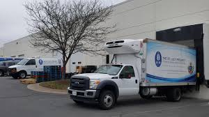 From A Small Van To Warehouse Refrigeration - Providing More Food To ...