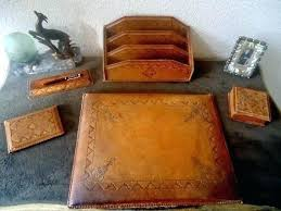 parure de bureau en cuir parure de bureau en cuir parure de bureau en cuir sous cuir