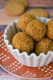 Pumpkin Cheesecake Gingersnap Crust Food Network by Gingersnap Cheesecake Bites