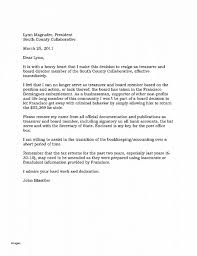Resignation Letter Awesome Example Letters Resignation