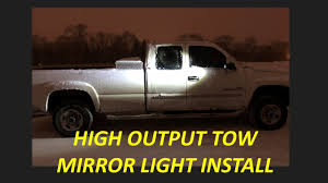 100 Truck Mirrors For Towing High Output Cargo Reverse 2015 Style GM Tow YouTube