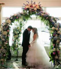 Dyal Wedding Flower Arches Archway