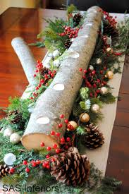 Dining Room Table Decorating Ideas For Christmas by Best 25 Log Centerpieces Ideas Only On Pinterest Silver Wedding