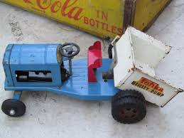 Vintage Toy Truck | RetroHabit