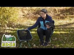 helinox chair one mini youtube