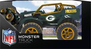 100 Monster Trucks Denver Amazoncom Officially Licensed NFL Remote Control Truck