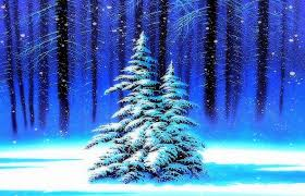 Itwinkle Christmas Tree by Winter Snow Four Lovely Twinkle Drawings Christmas New Blue