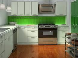 Narrow Kitchen Cabinet Ideas by Kitchen Contemporary Small Kitchen Design White Finish Wooden