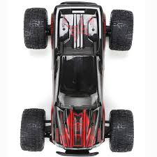 100 Red Monster Truck ECX 118 Ruckus 4WD RTR Black RC Cars