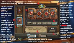 Hearthstone Decks Paladin Gvg by Hearthstone Goblins Vs Gnomes Ecowallpapers