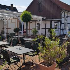 zum silberfund restaurant in hildesheim