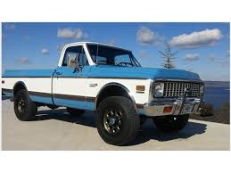1972 Chevrolet Cheyenne For Sale | ClassicCars.com | CC-980712