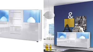 trendteam smart living wohnzimmer sideboard kommode punch