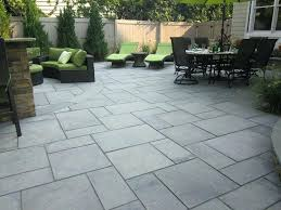 Fresh Pavers For Patio Patio With Stone Wall And In St 66 Paver