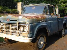 100 1960s Ford Truck Truck DeKalb County Georgia Shawn W Flickr