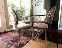 Beautiful Dining Room Chair Padding Non Slip Cushions Large Pads Kitchen