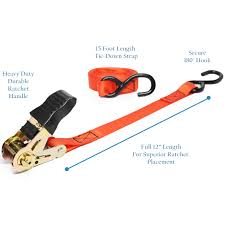 Premium Heavy Duty Ratchet Straps | 4 Pk Tie-Down For Boat, Truck ... Bwca Canoe Tiedown Straps Boundary Waters Gear Forum Earthstrap Cargo Nets Home Page May Be A Dumb Question Ground Straps For Trucks How To Properly An Automotive Buy Kidyne Control Online Norden Rv Binder Reminders 10 Safety Tips The Road Medium Duty Work Awesome Best Hand Truck Photos 2017 Blue Maize Duluthhomeloan Mix Whosale Rakuten Driver Recovery 2 Etrack Rachet Tiedown Keeper 25 Ft X In Heavyduty Tow Strap89825 Depot To Remove Pull Out Bush Truck Diesel Tow Strap Youtube Race Face Tailgate Pad Reviewed