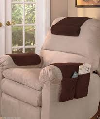 Living Room Chair Arm Covers by Armchair Savers Armrest Covers Arm Rest Organizer Remote Holder