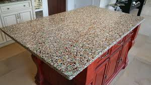 recycled glass countertops styles advantages ideas homeadvisor