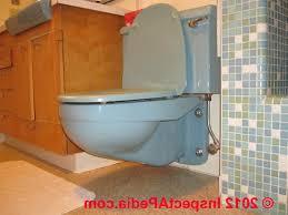 kohler back flush toilet american standard rear discharge toilets