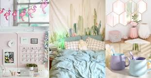 Taobao Pastel Bedroom Decor Essentials