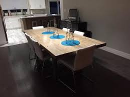 Custom Bowling Alley Furniture Harvest Tables