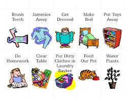 Chores 0 Images About Clipart On Chore Charts Clip Art