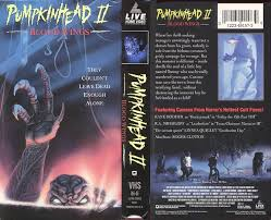 Pumpkinhead 2 Blood by Pumpkinhead Ii Blood Wings 1994