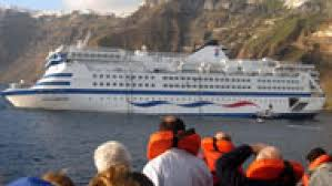 2 missing after cruise ship sinks off greek island world cbc news