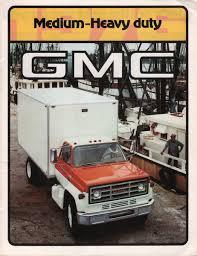 1976 Medium & Heavy Duty GMC Sales Brochure | GMC Truck's | Camiones ...