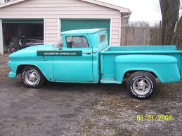Images Of Chevy Trucks 1960s - #SpaceHero