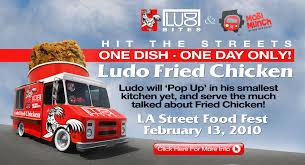 100 Ludo Food Truck Pops Up In A 1 Day 1 Dish At LA Street Fest LA