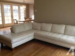 Terrific Vintage Living Room With Macys Milano Leather Sectional