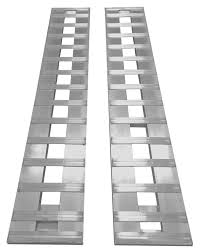 100 Truck Ramps For Sale Amazoncom Aluminum Trailer ATV Car Ramps 1 Set Two