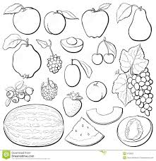 clip art black and white fruit of the spirit Google Search