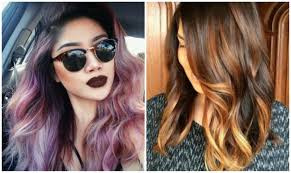 Hair Color Trends For Spring Summer