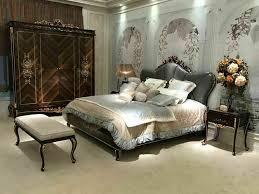 7 tlg schlafzimmer komplett garnitur bett schminktisch spiegel liege barock neu