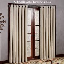 Jcpenney Curtains For French Doors by Weathermate Solid Thermalogic Tm Room Darkening Grommet Curtains