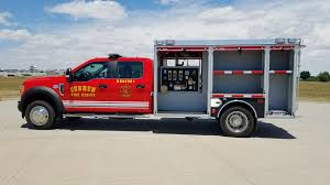 Recent Fire Trucks & Emergency Vehicles - Unruh Fire
