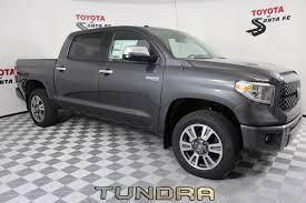 100 Santa Fe Truck New 2019 Toyota Tundra Platinum CrewMax 55 Bed 57L In