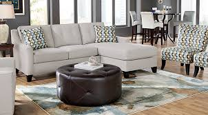 Cindy Crawford Mackenzie Sectional Sofa by Sectional Sofa Sets Large U0026 Small Sectional Couches